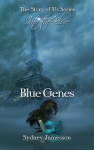 Blue Genes Ebook Cover
