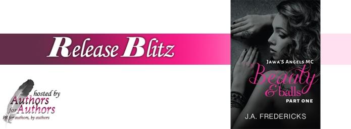 Beauty & Balls JAFRB Banner