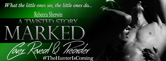 Marked Cover Reveal Banner