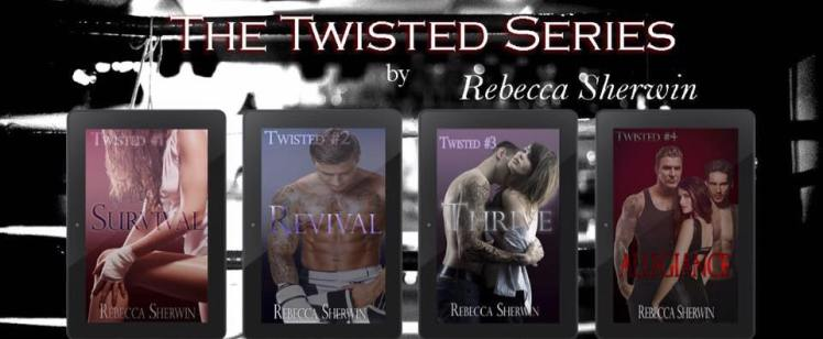 The Twisted Series